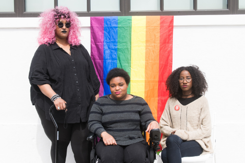 BIPOC and LGBTQ+ Communities